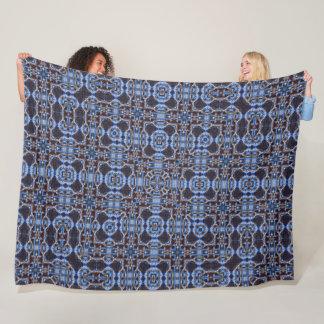 Cobertor De Velo Cobertura da edredão do sonho do Shaman do nativo