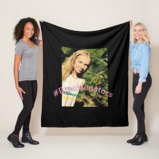Cobertor De Velo Cobertura da equipe de Brookelyn C