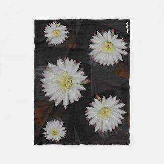 Cobertor De Velo Cobertura da flor do cacto do deserto