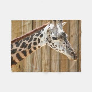 Cobertor De Velo Cobertura da imagem do girafa