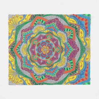 Cobertor De Velo Cobertura da mandala