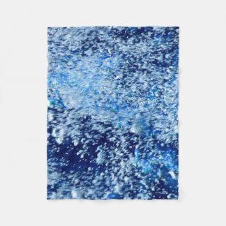 Cobertor De Velo Cobertura das bolhas