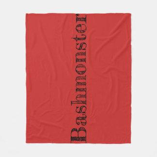 Cobertor De Velo Cobertura de Bashmonnster