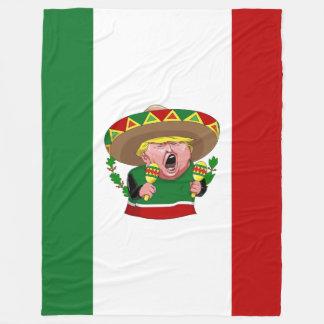 Cobertor De Velo cobertura de Donald Trump do mexicano