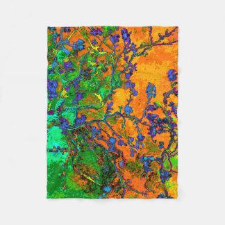 Cobertor De Velo Cobertura de florescência do velo da amêndoa,