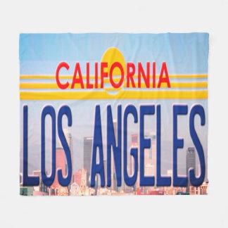 Cobertor De Velo Cobertura de Los Angeles Califórnia