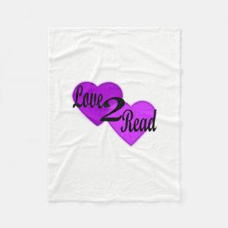 Cobertor De Velo Cobertura de Love2Read