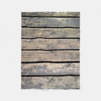 Cobertor De Velo Cobertura de madeira do velo do assoalho
