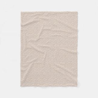 Cobertor De Velo Cobertura de mármore de creme do impressão
