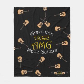 Cobertor De Velo Cobertura de USAMG com guitarra acústicas