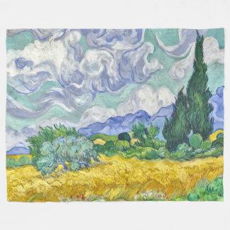 Cobertor De Velo Cobertura de Van Gogh