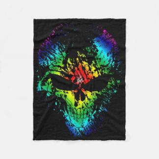 Cobertor De Velo Cobertura do crânio do Splatter