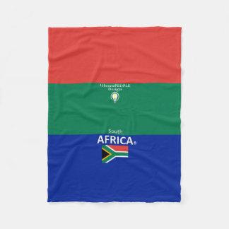 Cobertor De Velo Cobertura do desenhista de África do Sul