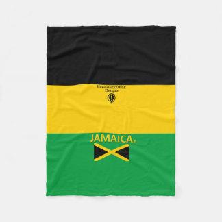 Cobertor De Velo Cobertura do desenhista de Jamaica