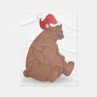 Cobertor De Velo Cobertura do Feliz Natal da baga