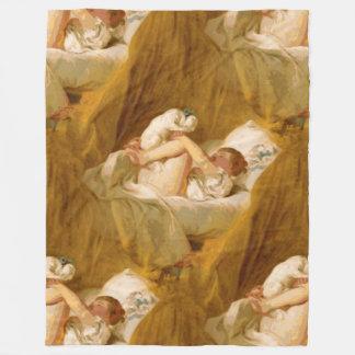 Cobertor De Velo cobertura do fragonard