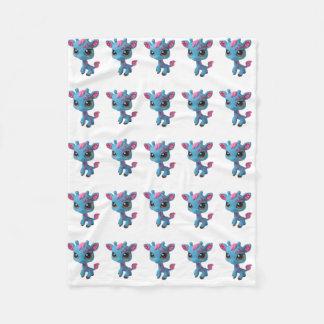 Cobertor De Velo Cobertura do girafa da flor de cerejeira