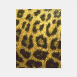 Cobertor De Velo Cobertura do leopardo