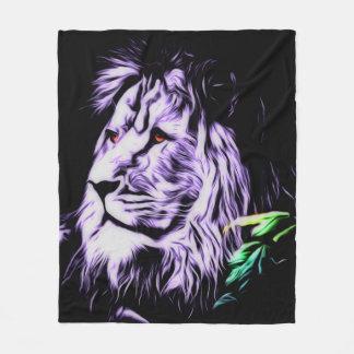 Cobertor De Velo Cobertura do meio do leão