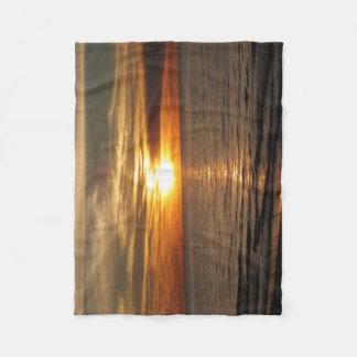 Cobertor De Velo Cobertura do por do sol