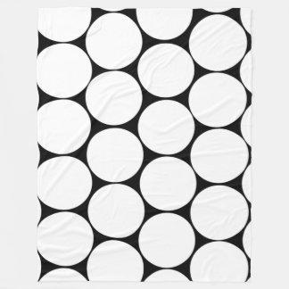 Cobertor De Velo Cobertura do teste padrão do círculo