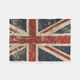 Cobertor De Velo Cobertura do velo com a bandeira de Grâ Bretanha
