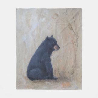 Cobertor De Velo Cobertura do velo com urso de assento