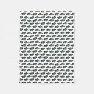 Cobertor De Velo Cobertura do velo da agitação do Piranha (escolha