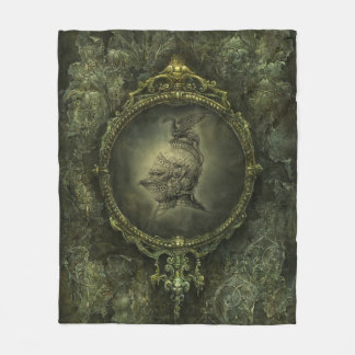Cobertor De Velo Cobertura do velo da fantasia do cavaleiro