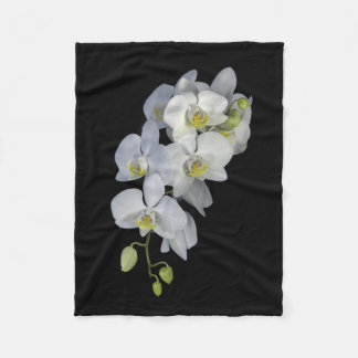 Cobertor De Velo Cobertura do velo da festão da orquídea