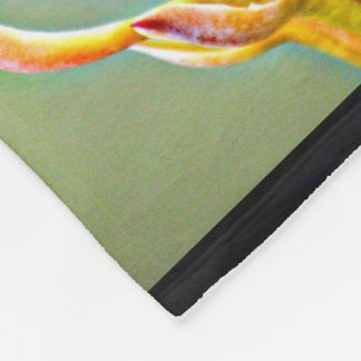 Cobertor De Velo Cobertura do velo da flor do cacto