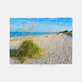 Cobertor De Velo Cobertura do velo da ilha de Captiva