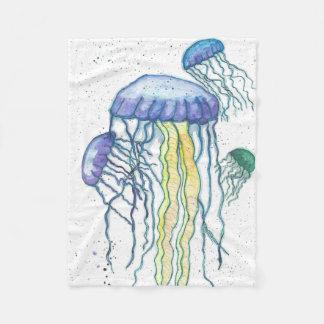 Cobertor De Velo Cobertura do velo das medusa
