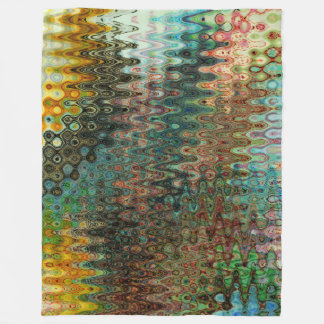 Cobertor De Velo Cobertura do velo de Eden pelo artista C.L. Brown