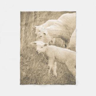Cobertor De Velo Cobertura do velo do berçário dos carneiros dos