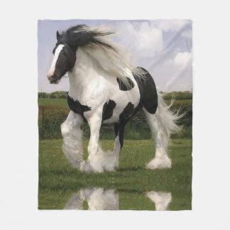 Cobertor De Velo Cobertura do velo do cavalo