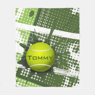 Cobertor De Velo Cobertura do velo do design 1 do tênis