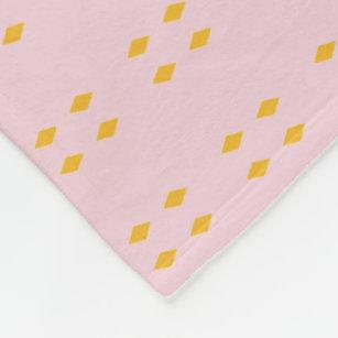 Cobertor De Velo Cobertura do velo do diamante