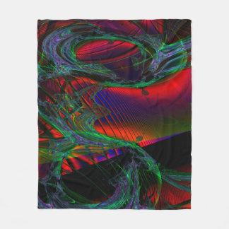 Cobertor De Velo Cobertura do velo do Fractal, Andromeda