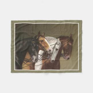 Cobertor De Velo Cobertura do velo do impressão das belas artes de