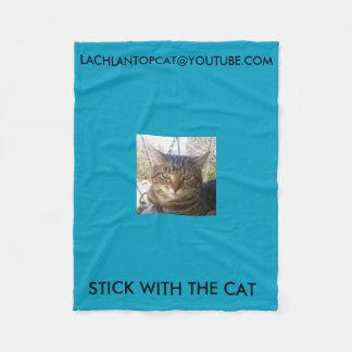 Cobertor De Velo cobertura do velo do lachlantopcat