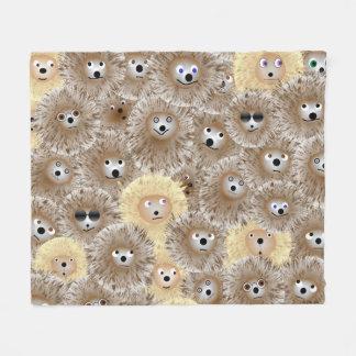 Cobertor De Velo Cobertura do velo do ouriço