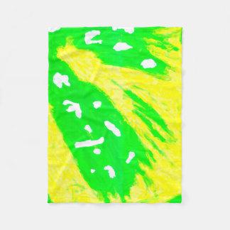Cobertor De Velo Cobertura do velo do sentimento de Hsppy