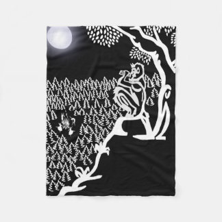 Cobertor De Velo Cobertura do velo do Serenade da bandeja