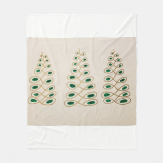 Cobertor De Velo Cobertura do velo - Pinecones parvo