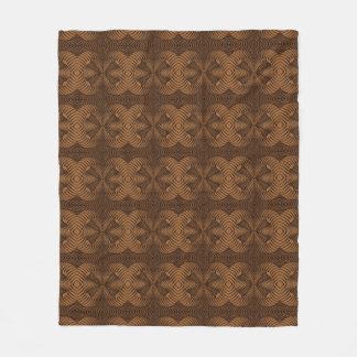 Cobertor De Velo Cobertura do velo; Teste padrão gráfico, Tan