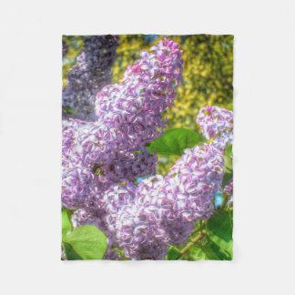 Cobertor De Velo Cobertura dos Lilacs