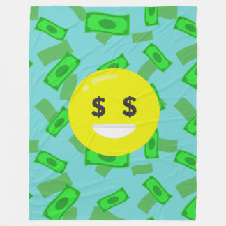 Cobertor De Velo cobertura eyed dinheiro do emoji