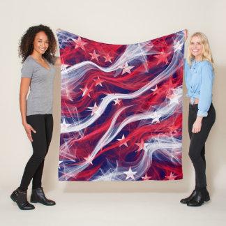 Cobertor De Velo Cobertura feita sob encomenda do velo da bandeira