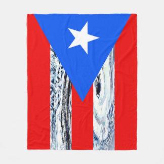 Cobertor De Velo Cobertura forte do lance do furacão da bandeira de